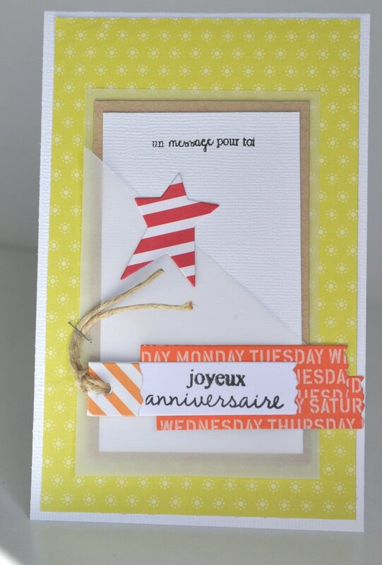 lift carterie sujet du 07 mai scrapday's forum clean et simple