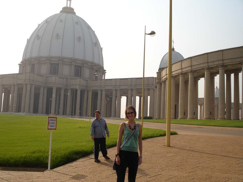 Basilique Yamoussoukro (3) - Photo de Côte d' Ivoire ...