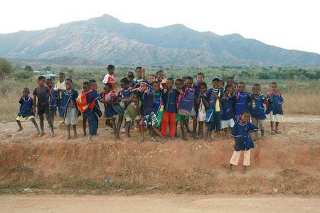 Enfants Daraina 3 MAdagascar 2010