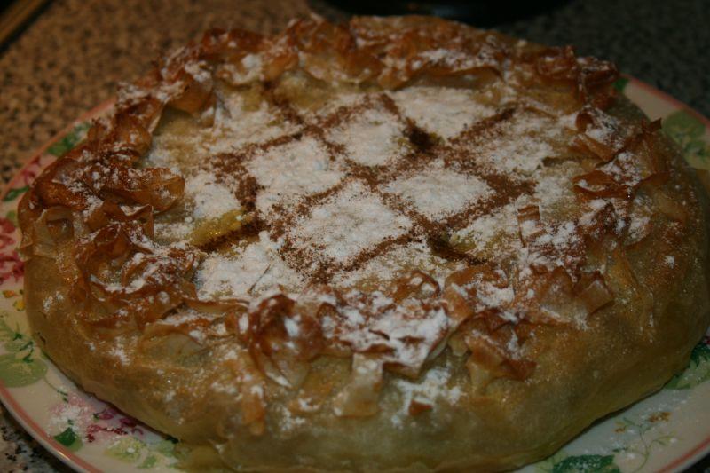 Pastilla farcie pomme de terre thon champignons