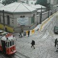 ISTANBUL SOUS LA NEIGE