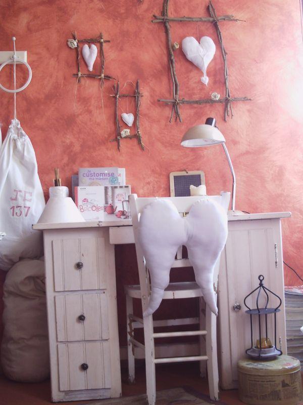 Atelier 2 paisible maison for Assi dans la fenetre de ma chambre