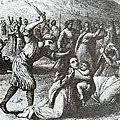 Piraterie sarrazine et rachat d'esclaves