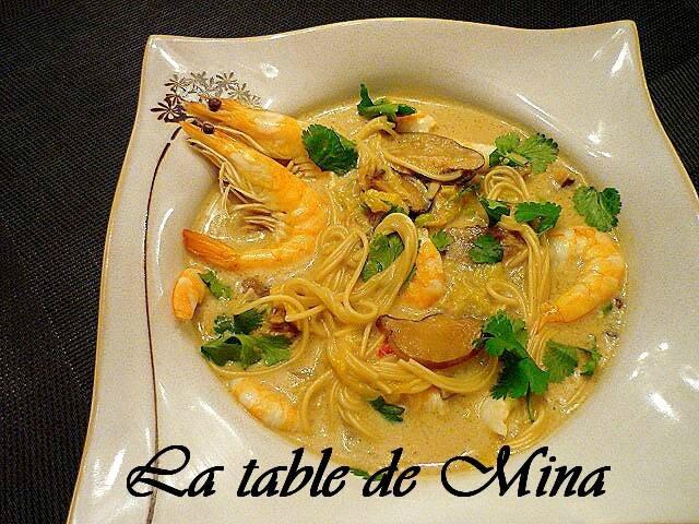 soupe creole