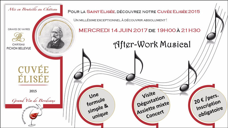 Soirée after work 2017 recto