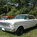 FORD Falcon Sprint V8 2door hardtop 1964 Créhange (1)