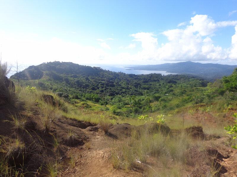 Vue sur Longoni