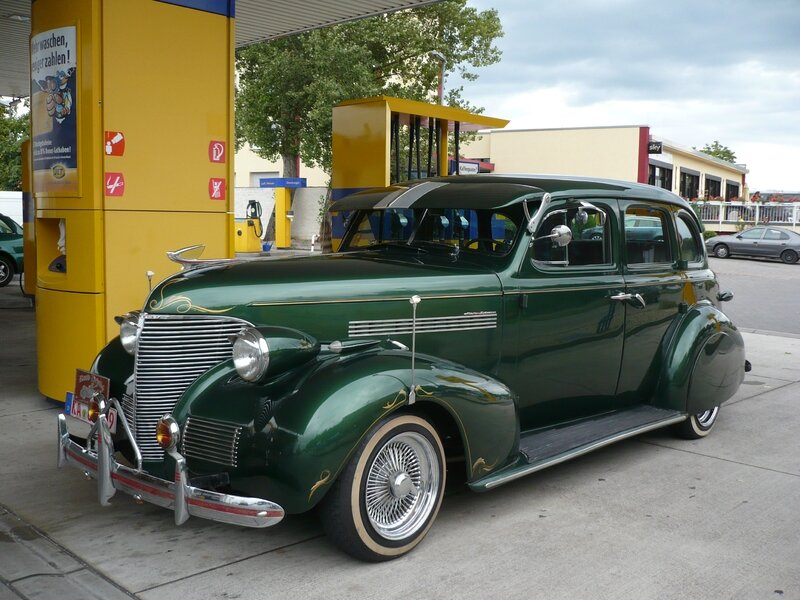 CHEVROLET Master Deluxe 4door Sedan 1939 Kehl am Rhein (1)