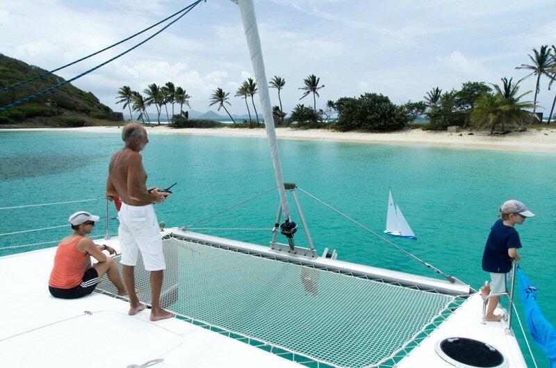 Catamaran Grenadines partie 2-16