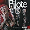 Des collages thème : le tatouage