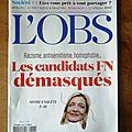 Le Pen Le masque