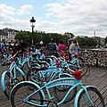 vélo, cadenas Pont des arts_1069