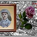 Dernières lettres écrites par le sergent joseph dechanet.