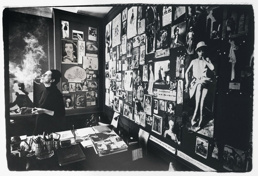 diana vreeland +office+james karales