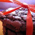 Cookies au chocolat au lait et à la fève tonka
