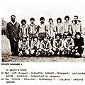 Cm floirac 1975/1976 minimes 1