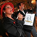Soire Gala Entreprise - Caricaturiste