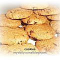Delicieux cookies