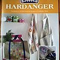 Fascicule de broderie Hardanger