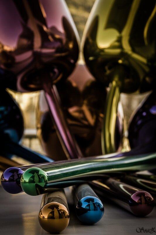 Tulips - Jeff Koons 2