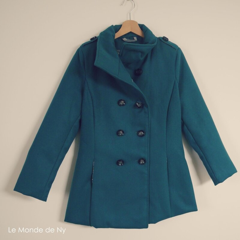 manteau quart