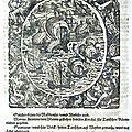 Illustration gravée sur bois composite. Kriegsbuch, dritter Theil