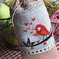 L'oiseau amoureux - Saint-Valentin 2015