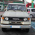 Toyota land cruiser lj73 (1986-1990)