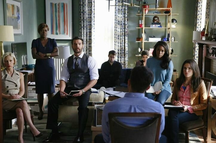HOW TO GET AWAY WITH MURDER, SAISON 1