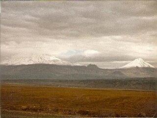 Arche-aa - Mont Ararat Anatolie