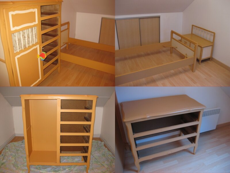 CHAMBRE 2 DEMONTAGE