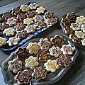 Petits biscuits et bredeles