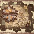 Le mini album nature de Myriam créé spécialement pour notre crop