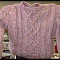 Bon dimanche et tricotage