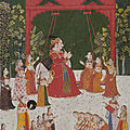 Saffronart announces sale of indian miniature paintings, antiquities and period jewelry