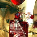 B.O verre rouge