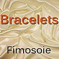 Polymère - Bracelets.