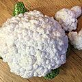 Derniers légumes et points de crochet avant le salon
