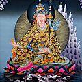 Guru rinpoche padmasambhava , un maitre dzogchen par philippe cornu