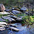 Rochers ruisseau Saint Estephe copie