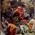 Federico barocci, federico barocci, the assumption of the virgin, 1604–1605