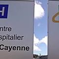 Guyane : l'ars demande aux hôpitaux de déclencher leurs plans blancs
