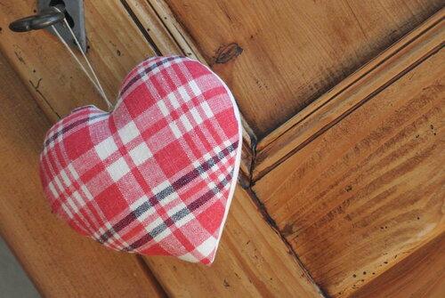 coeur en Kelsch , le symbole de l'Alsace