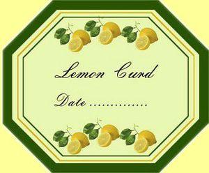 Etiquette Lemon Curd1