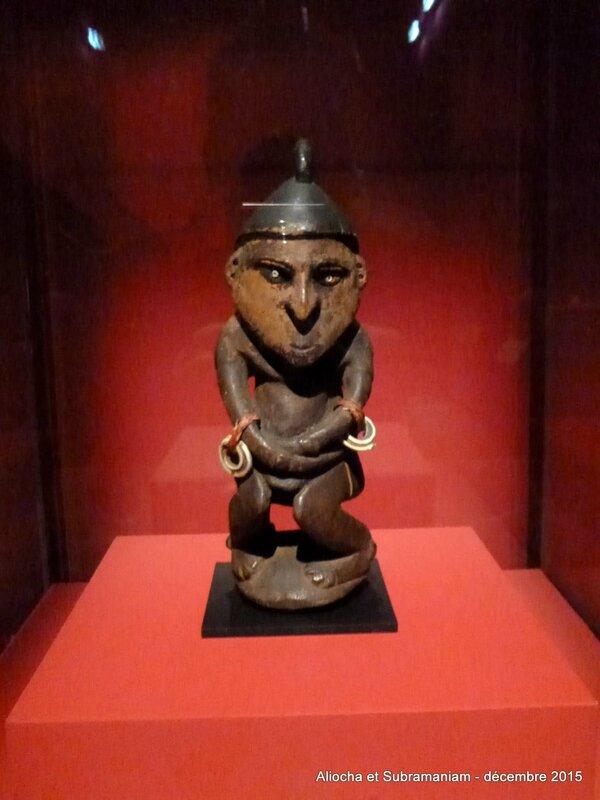 Sepik - Arts de Papouasie et de Nouvelle-Guinée