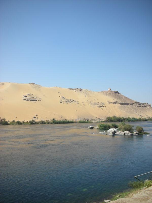 Première cataracte du Nil