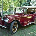 MAC LAUGHLIN BUICK torpédo 1921 Mulhouse (1)