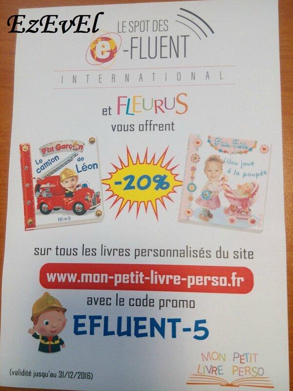 EzEvEl Efluent5 Fleurus