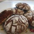 Biscuit au bon gout de gateau au chocolat