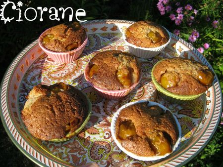 muffins-chataigne-mirabelle